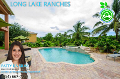 Davie Florida - Long Lake Ranches West Homes For Sale